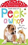Peek A Who: Do You Purr, Too? (Scholastic Early Learners: Touch and Lift)