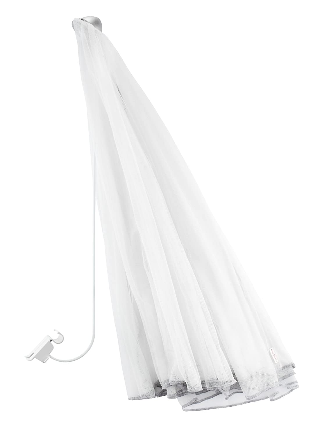 BABYBJORN Canopy for Cradle - White BabyBjörn 042021US