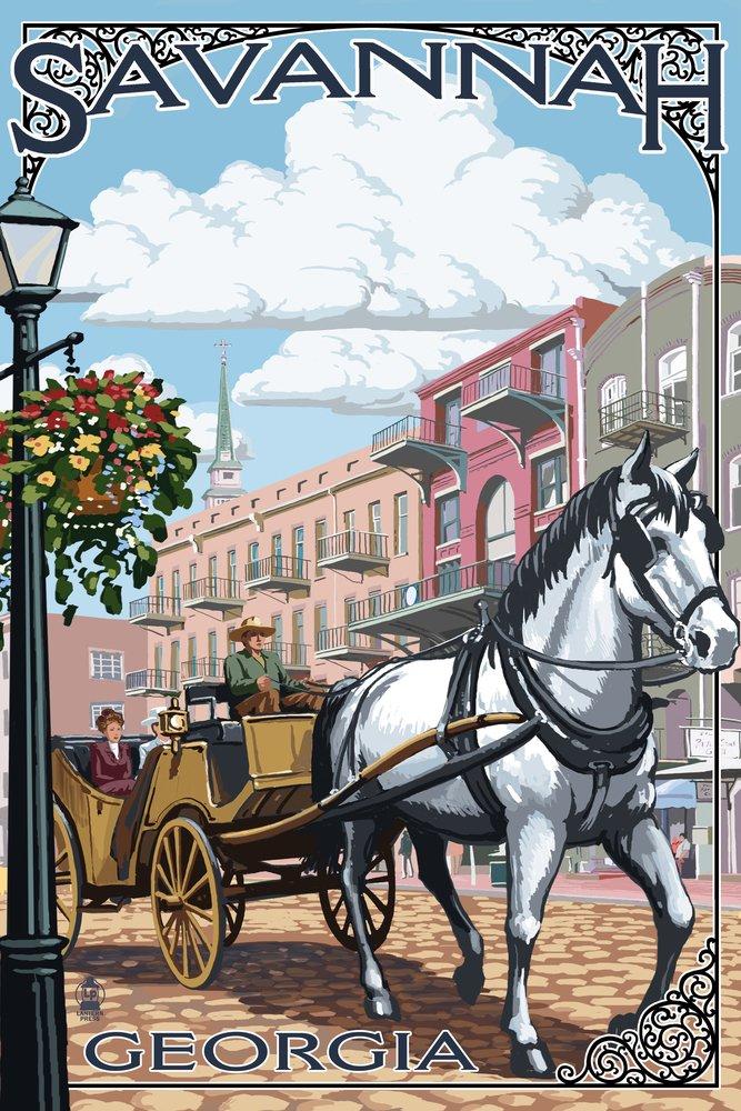 お気に入り サバンナ、ジョージア LANT-3P-15OZ-WHT-36909 Art – Horse and Carriage 15oz Mug Print LANT-3P-15OZ-WHT-36909 B07B2FCQ8W 16 x 24 Signed Art Print 16 x 24 Signed Art Print, ダイハンDAIHAN:7889f2f8 --- podolsk.rev-pro.ru