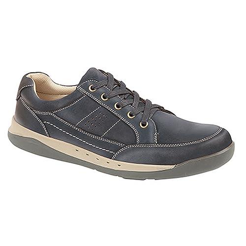 Roamers - Chaussures de ville - Homme Bleu marine viIxJk379H