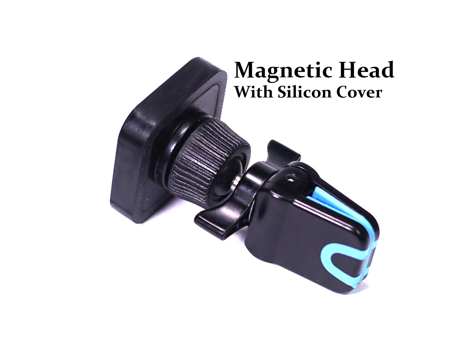 iMagbond High-End Aluminum Universal Air Vent Magnetic Car Mount Holder for iPhone and Other Mobile Devices with Hands-Free Technology and Magnetic Phone Mount AIBC International imagbond-ventkit