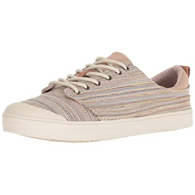 Reef Women's Girls Walled Low Tx Sneaker | Fashion Sneakers
