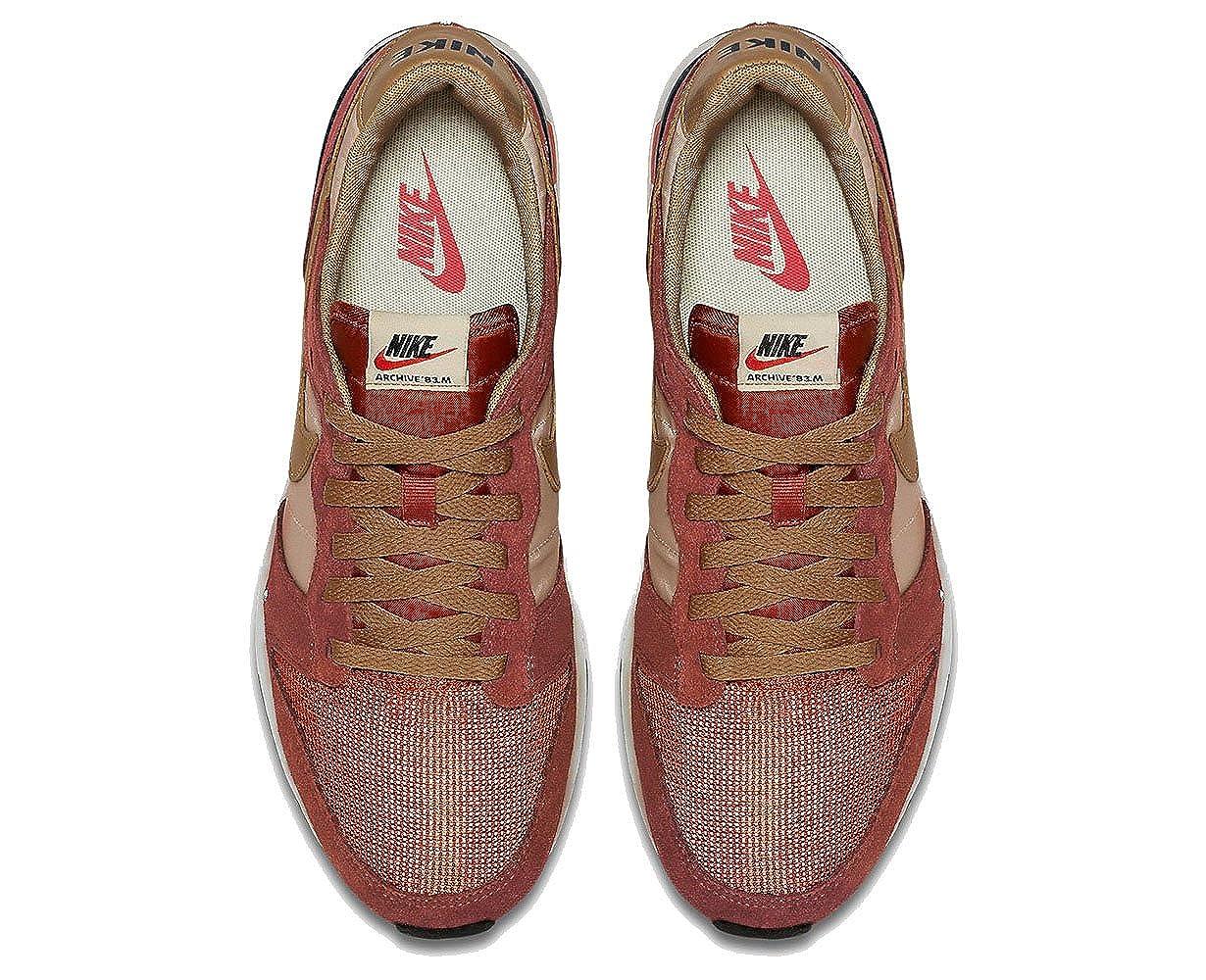 low priced b0653 0d651 Nike Archive 83.M Terra Brown Flat Gold Flat Opal 747245 201 Size US13   UK12  EUR47.5  Amazon.ca  Shoes   Handbags