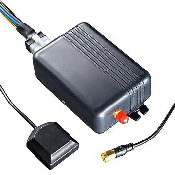 M&Ms M+S 082000 - Alarma para Moto con localizador GPS ...