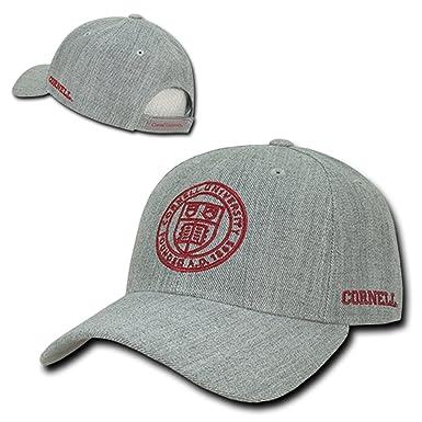 Amazon.com  University of Cornell Bears Adjustable Baseball Ball Cap ... a5c8f4e57a1