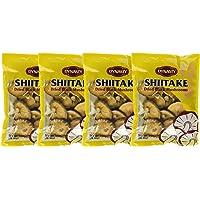 Dynasty Whole Shiitake Mushrooms 1oz (4 Pack)