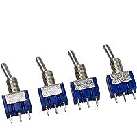 Toolmore 4 x CA 125V 6A 3 Pin