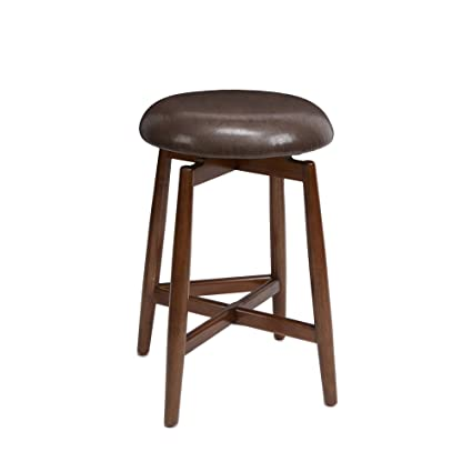 Amazoncom Silverwood Fb1757 24 Dover Upholstered Counter Stool