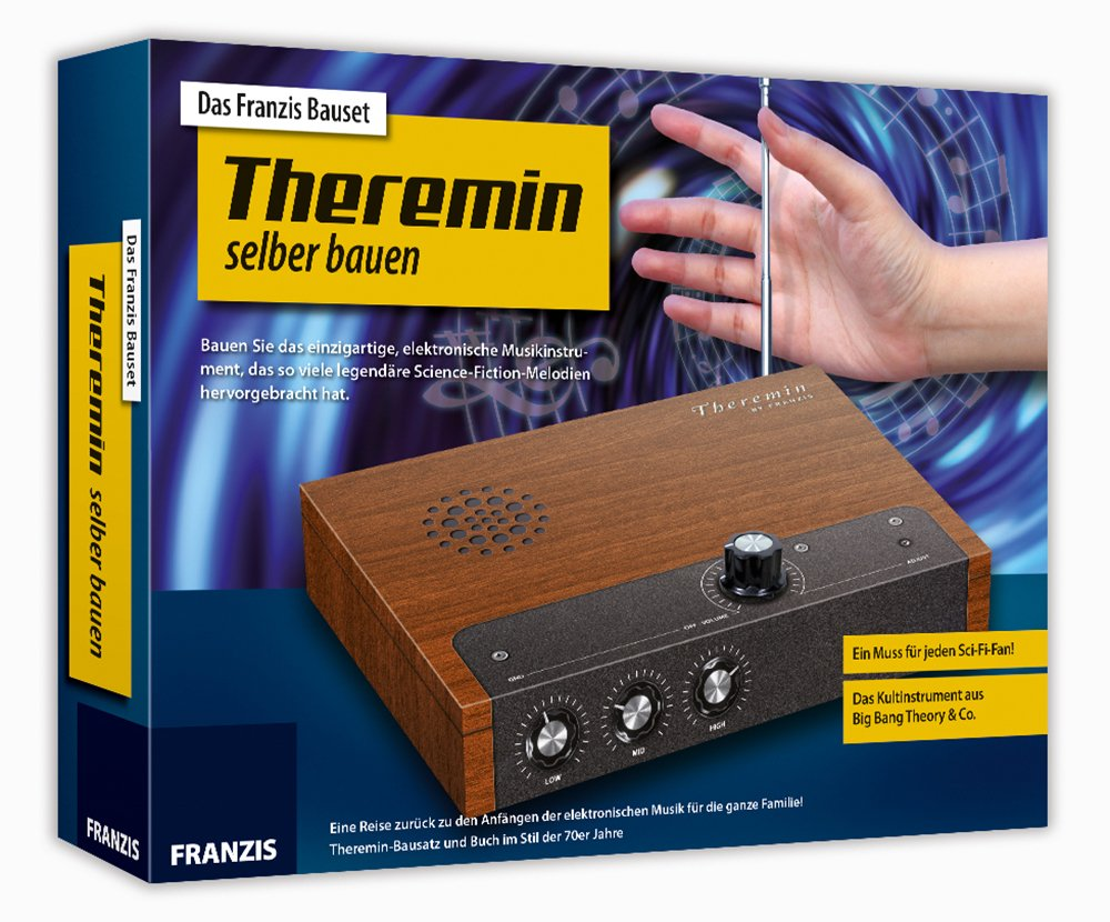 Theremin selber bauen: Amazon.co.uk: Martin Müller: 9783645653473: Books