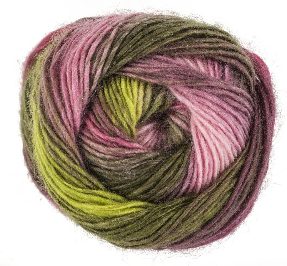 Red Heart E793-3956 Unforgettable Yarn Polo