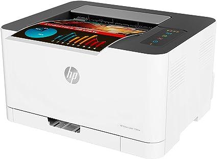 HP Color Laser 150a - Impresora láser (18 ppm/4 ppm, Bandeja de ...