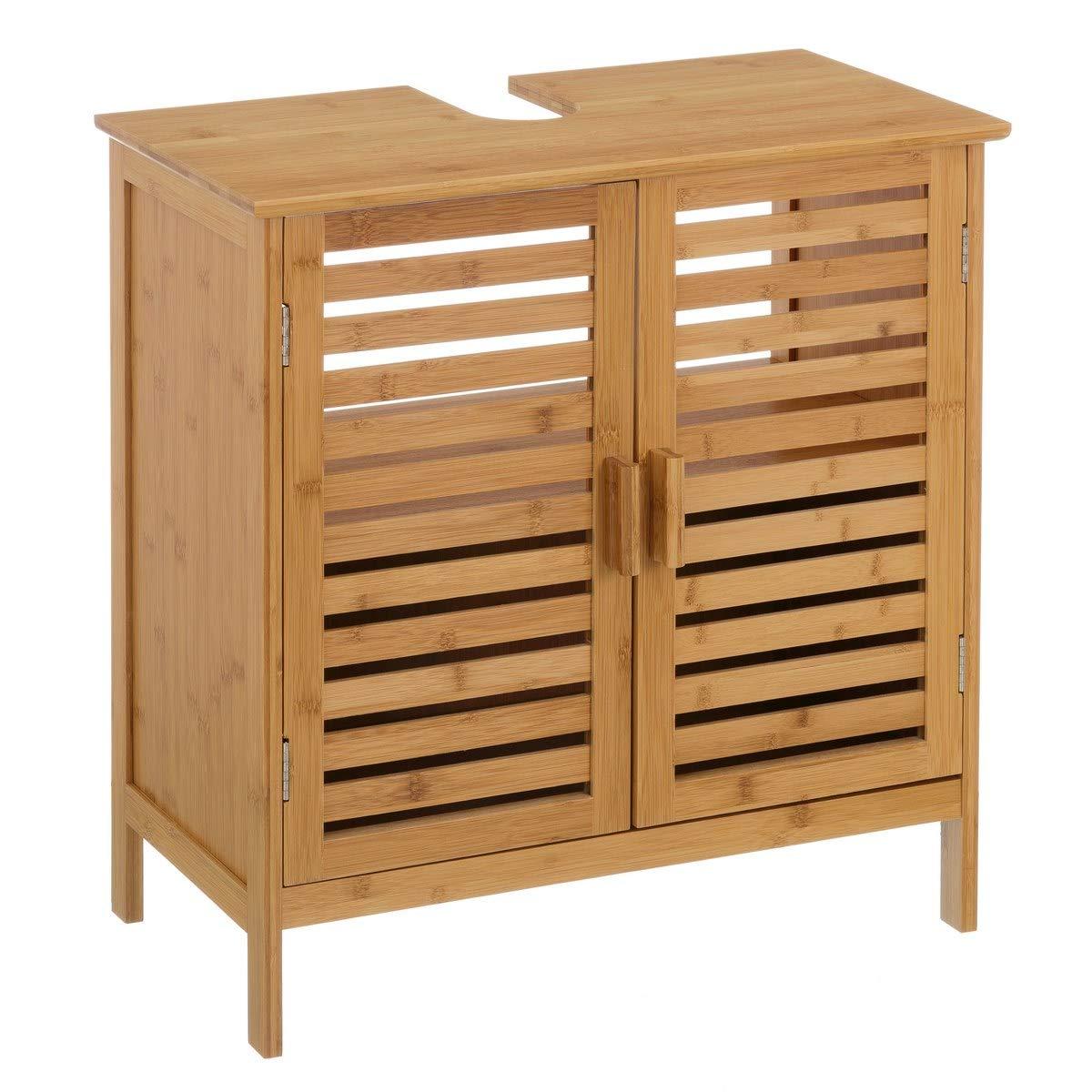 Mueble bajo Lavabo de bambú