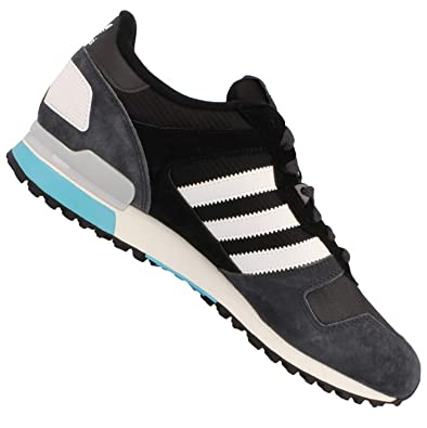 c9269af4f Adidas ZX 750-43 1 3 - 9.5 D65287-43 1 3 - 9.5 Bleu  Amazon.co.uk ...