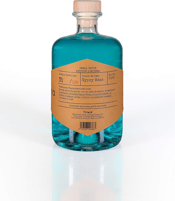 Mar&Juana 700ml | Bebida espirituosa a base de ron de caña ...