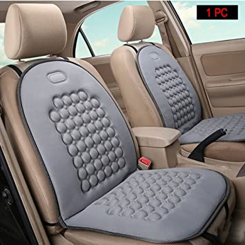 HomDSim Spherical Massage Car Seat Cushions Universal Covers Cushion Chair Massaging Padded
