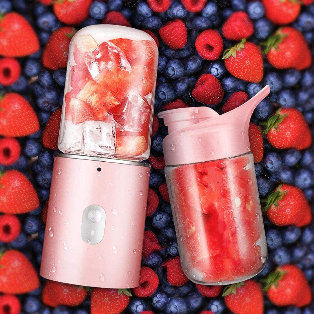 Juicer Cup Exprimidor portátil Exprimidor de agua para el hogar ...