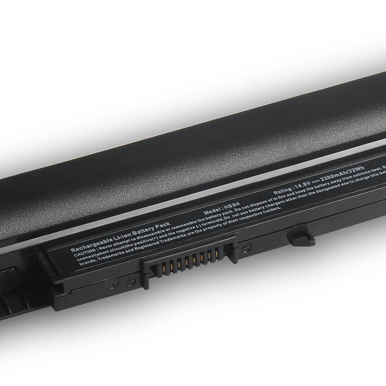 ASUNCELL Batteria del computer portatile HS03 HS04 per HP 240 G4 245 G4 246 G4 250 G4 255 G4 256 G4Series HP Notebook 14 14g 15 Series 807612-421 807956-001 HSTNN-LB6U HSTNN-LB6V