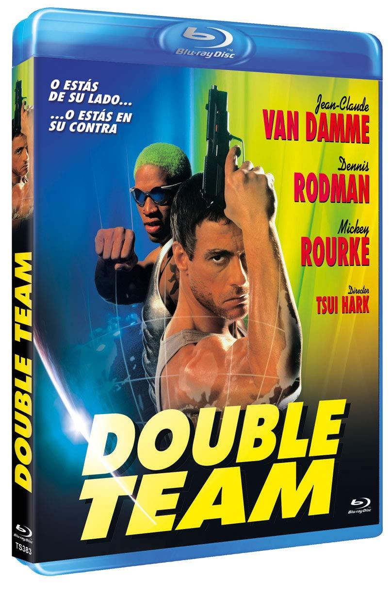 Double Team BD 1997 [Blu-ray]