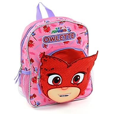 "Disney PJ Masks Owlette 12"" Sequin Backpack"