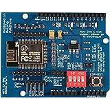 ESP8266 ESP-12E UART Serial WiFi Shield Extend Board Module for Arduino UNO R3