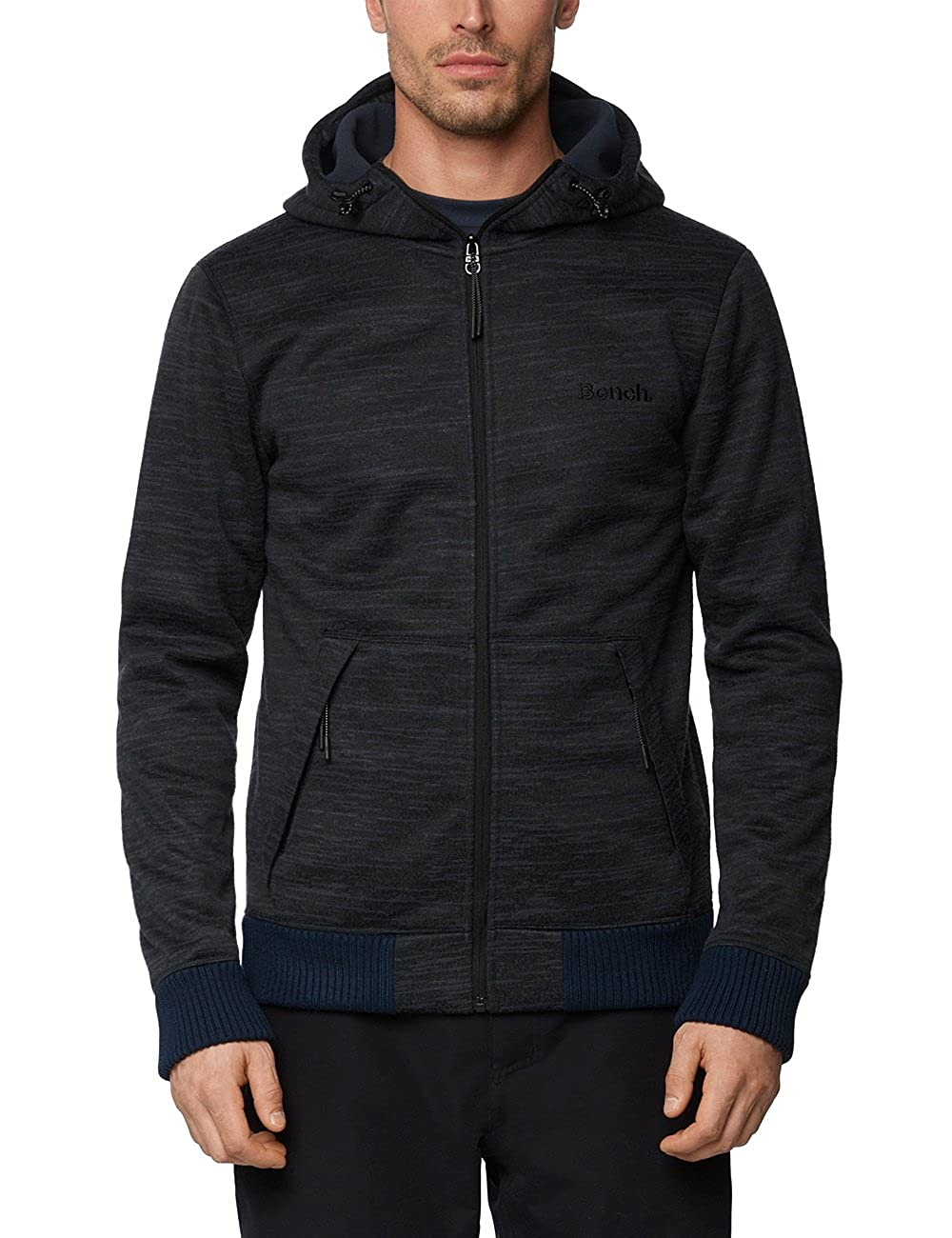Bench Men's Hoody Bomber Jumper BPMF000031