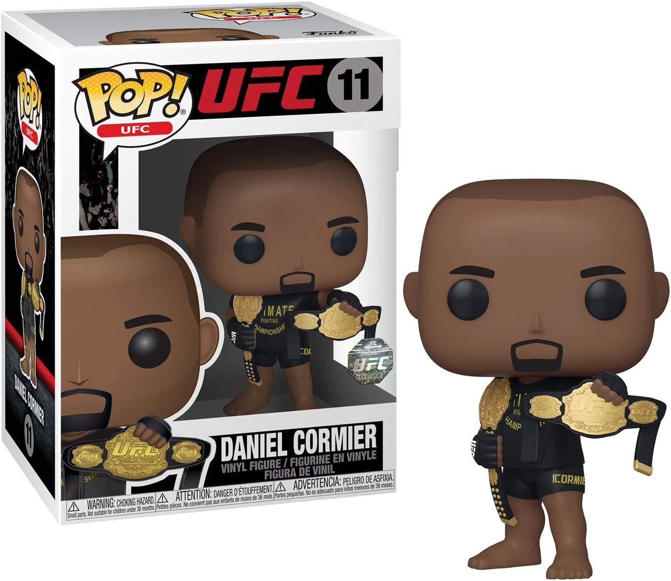 Funko 37800 POP Multicolor Ultimate Fighting Championship-Conor McGregor UFC Collectible Figure
