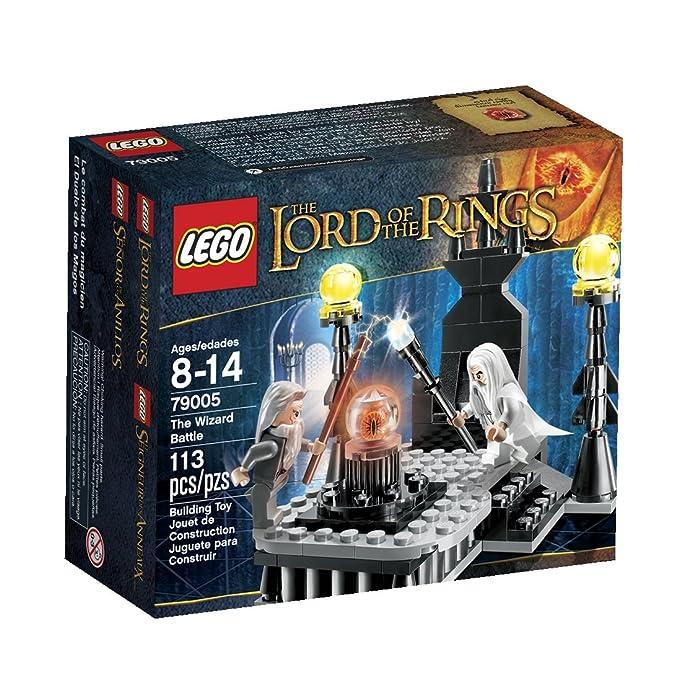Le Bataille Rings Anneaux The Lego Des Of La 79005 Lord Seigneur kXPuOZi