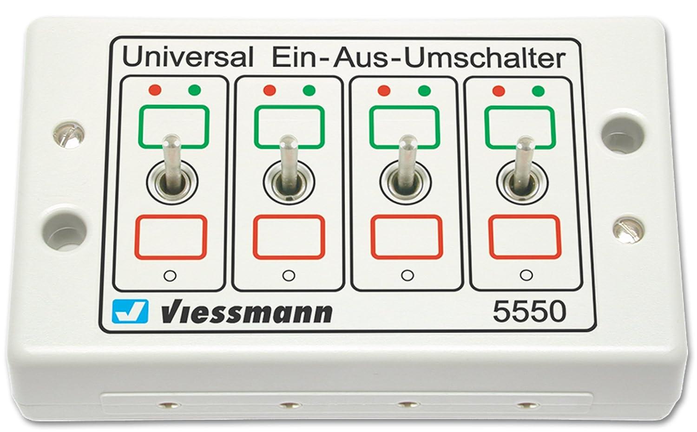 Viessmann 5550 - Universal-Ein-Aus-Umschalter: Amazon.de: Spielzeug