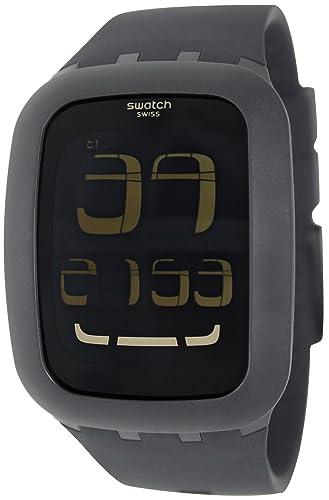 Swatch SURB100 - Reloj Digital de Cuarzo Suizo para Hombre: Swatch: Amazon.es: Relojes