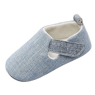 YWLINK Ropa De Bebe Nuevos Bebé ReciéN Nacido NiñOs Zapatos De Dibujos Animados Sandalias Primeros Andadores Zapatos Fondo Blando Antideslizantes ...
