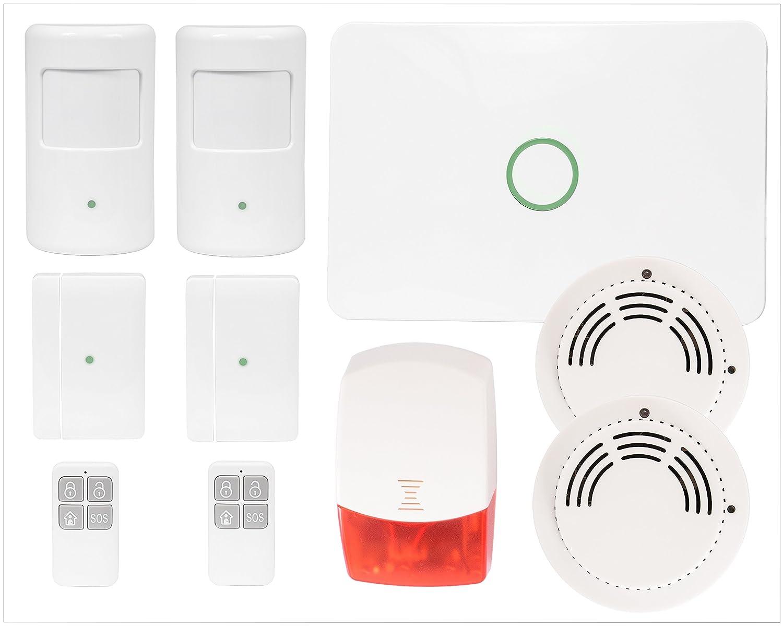 Smart Alarmsystem Rauch M, Alarmanlage, Alarmsystem