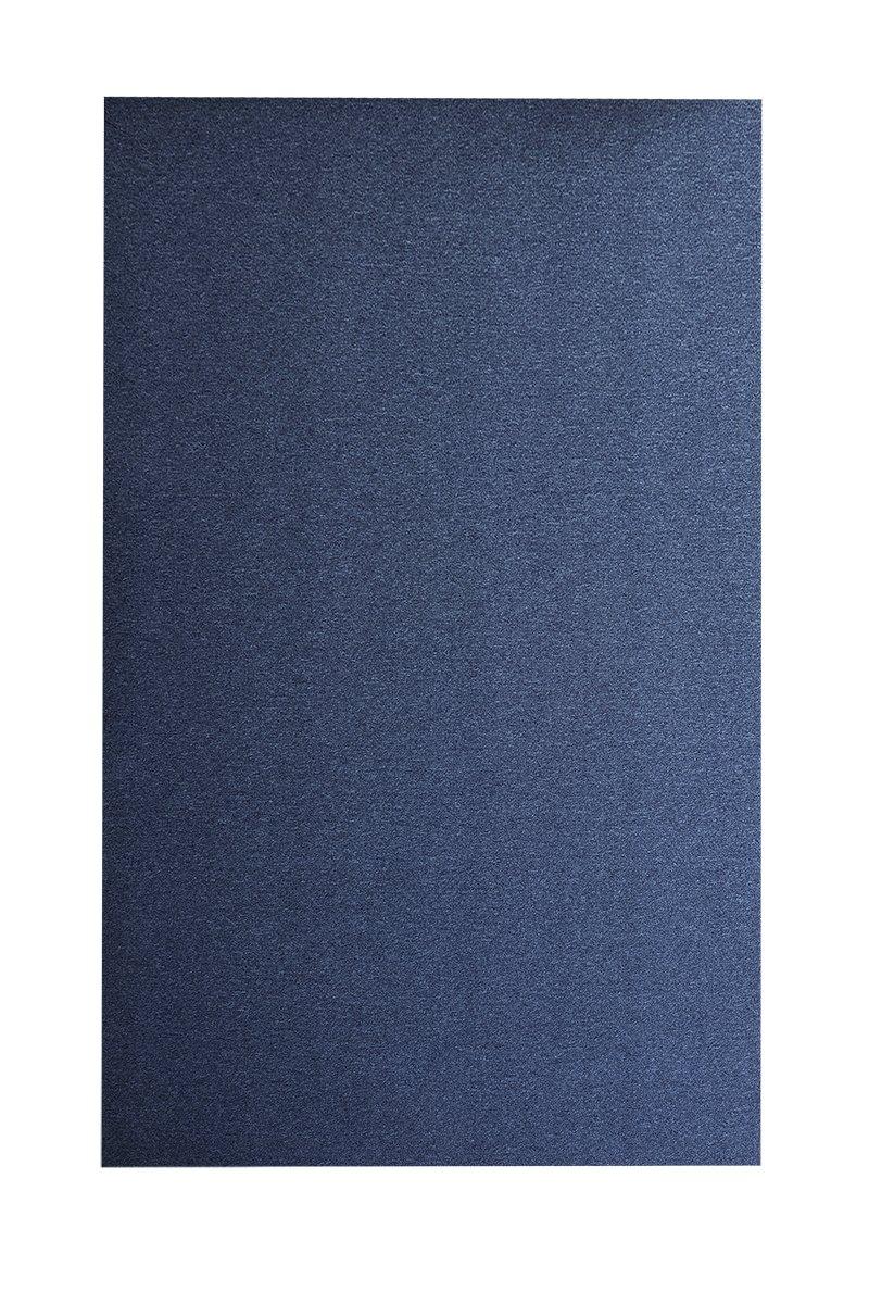 Havatex Schlingen Teppich Torronto - Prüfsiegel  Blauer Engel   schadstoffgeprüft und pflegeleicht   robust strapazierfähig   Flur Wohnzimmer Schlafzimmer, Farbe Blau, Größe 200 x 300 cm
