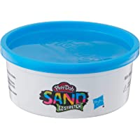 Play-Doh F0155 Sand EZ Stretch Single Can of Blue Stretchable Activity Sand Compound for Kids 3 Years and Up, 6 Ounces…