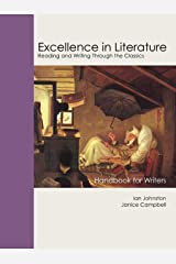 Excellence in Literature Handbook for Writers (Excellence in Literature: Reading and Writing Through the Cl) Paperback