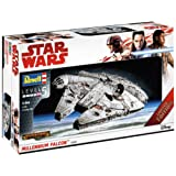 Revell 06880 1:144 Scale Limited Edition Star Wars Millennium Falcon Master Series Model