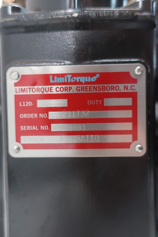 Limitorque Actuator L120 10 Wiring Schematic Electric Valve D628842 Amazoncom Industrial Scientific
