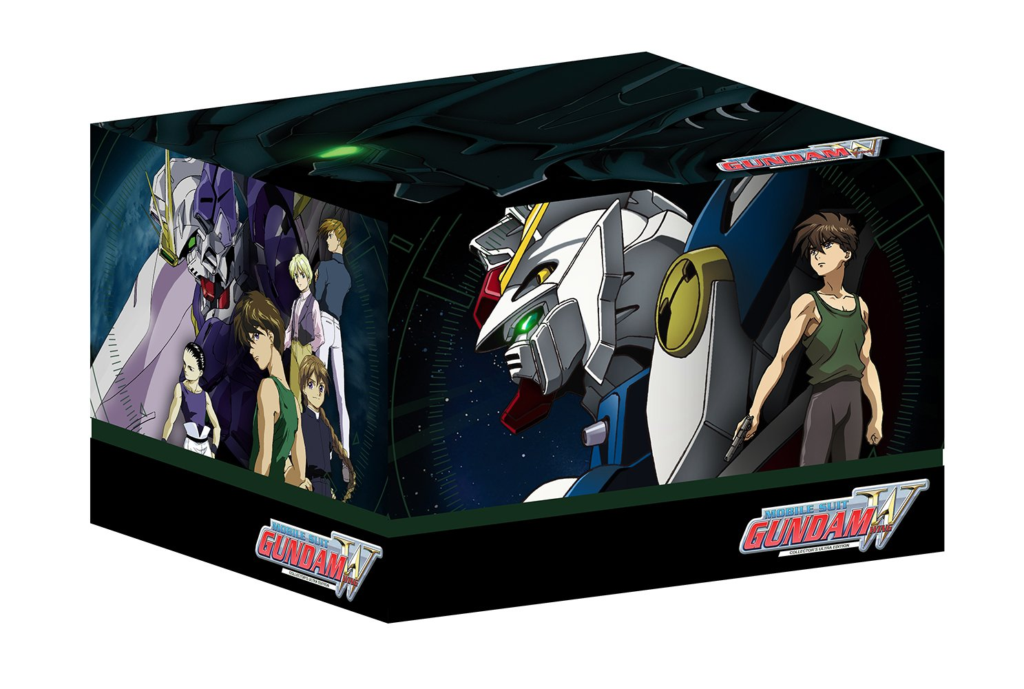 Mobile Suit Gundam Wing Collector's Ultra Edition Blu-ray by Bayview Entertainment