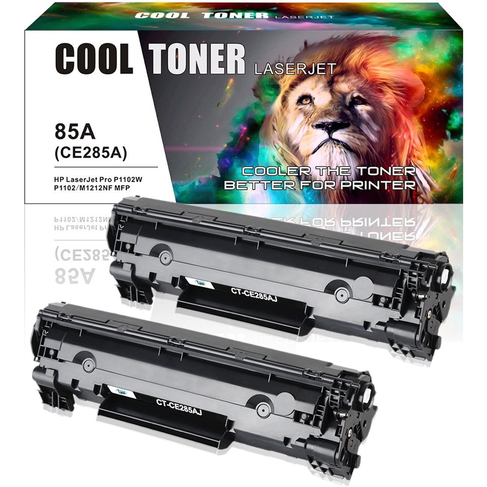 Cool Toner 85a Ce285a Ce285x 2500 Page High Yield Compatible Cartridge Printer P1102 Laserjet Cartridges Replacement For P1102w