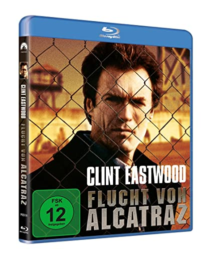 Amazon Com Flucht Von Alcatraz J Campbell Bruce Richard Tuggle