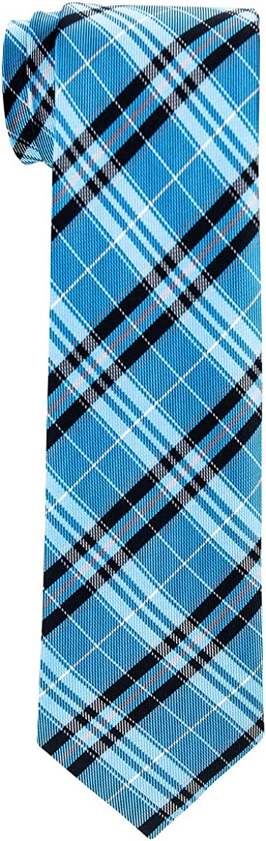 Various Colors Retreez Stylish Plaid Checkered Woven Boys Tie 8-10 years