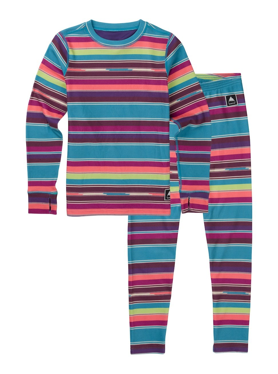 Burton Children's Fleece Base Layer Set Burton Sports 13213100