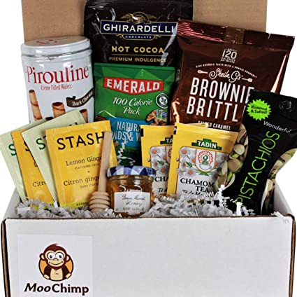 Get Well Gifts Basket Box , for Women, Men  Care Package
