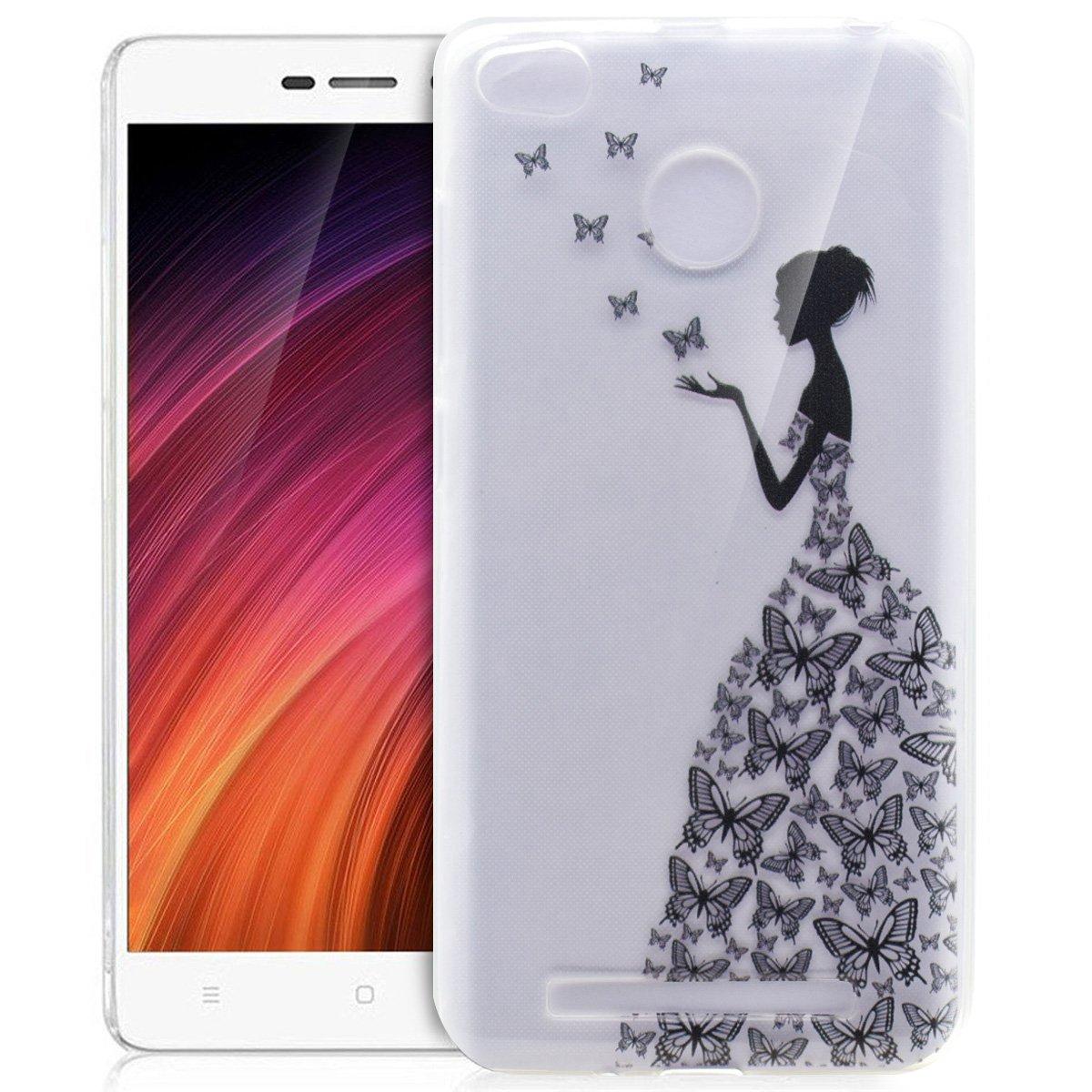 Amazon.com: Xiaomi Redmi 3 Pro Case,Xiaomi Redmi 3S Case ...