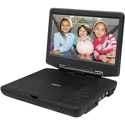 amazon com rca drc98090 9 inch portable dvd player black electronics rh amazon com DRC6309 Adapter DRC6309 Adapter