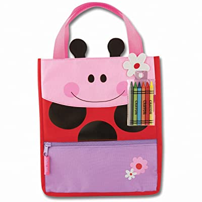 Stephen Joseph Art Tote, Ladybug: Clothing