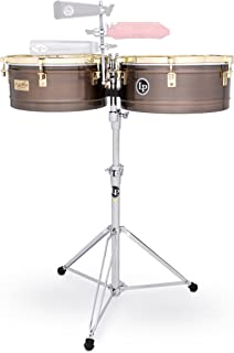 LP Latin Percussion LP257-KP Tamburo Timbales