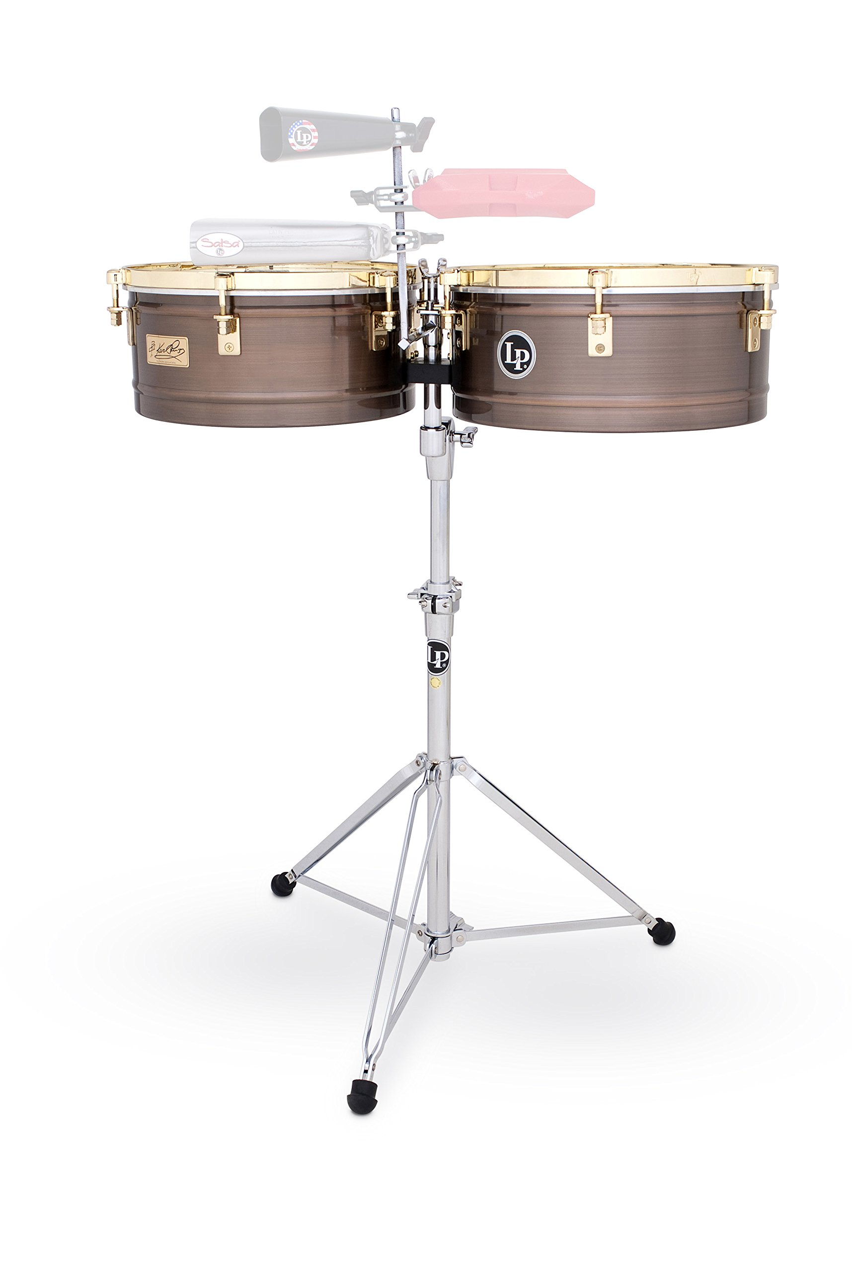 LP Karl Perazzo Timbales by Latin Percussion