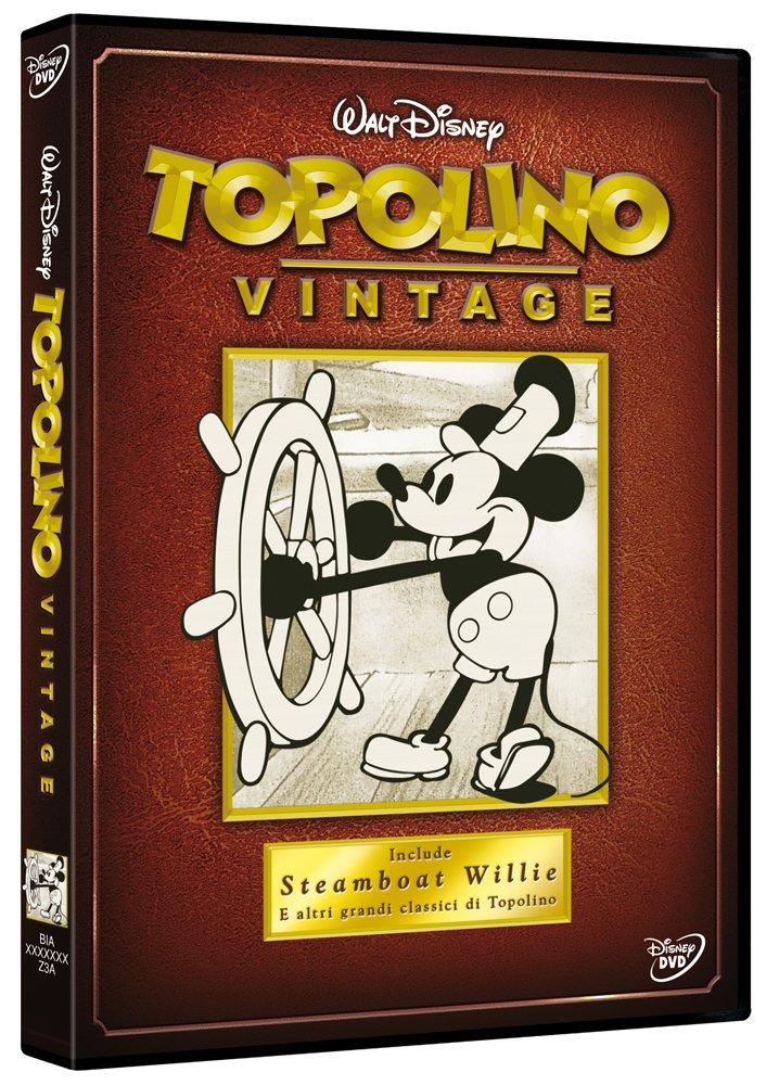 Topolino vintage amazon walt disney ub iwerks film e tv