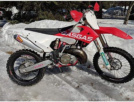 Nrpfell Protezione Paramani per Moto per Dirt Bike Pit Bike ATV con Manubrio da 22 Mm Verde