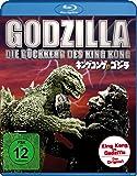 Godzilla - Die Rückkehr des King Kong [Blu-ray]